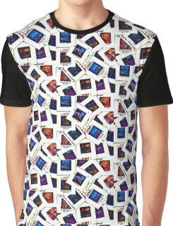 Slide Show Graphic T-Shirt