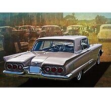 1960 Ford Thunderbird Photographic Print