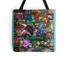 Monster Mash-up Tote Bag