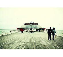 Pavilion Theatre, Cromer Pier Photographic Print