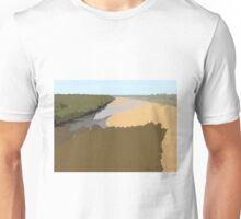 Charters Towers River Unisex T-Shirt