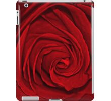 Red Satin iPad Case/Skin