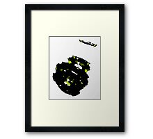 Artifact 02 (Grenade) Framed Print