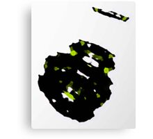 Artifact 02 (Grenade) Canvas Print