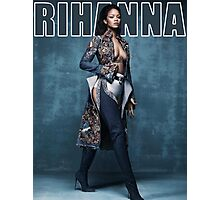 poster exclusive rihanna Photographic Print