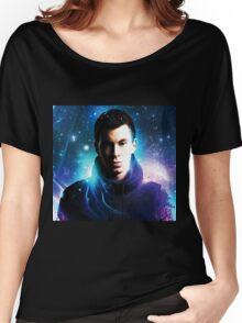 dj HARDWELL GLOW in THE DARK Women's Relaxed Fit T-Shirt