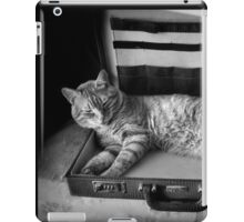 I'm Going to Travel the World. iPad Case/Skin