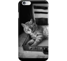 I'm Going to Travel the World. iPhone Case/Skin