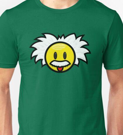 Einstein Smiley Unisex T-Shirt