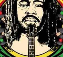 Reggae Warrior Sticker