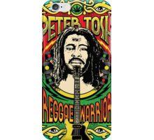 Reggae Warrior iPhone Case/Skin