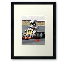 DAP Kart WTR101 Clay Lopes Framed Print