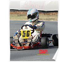 DAP Kart WTR101 Clay Lopes Poster