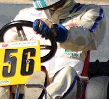 DAP Kart WTR101 Clay Lopes Sticker