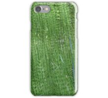 Steams of water horsetail iPhone Case/Skin