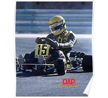 DAP Senna WTR101 Poster