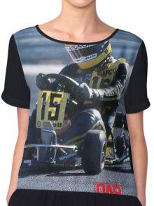 DAP Senna WTR101 Chiffon Top
