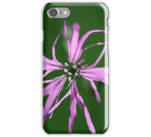 Flower of a Ragged-Robin iPhone Case/Skin