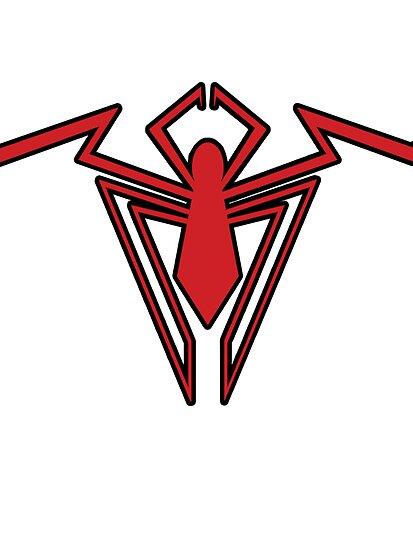 Spider-Man Unlimited Logo Tee by gentilj17