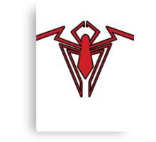 Spider-Man Unlimited Logo Tee Canvas Print