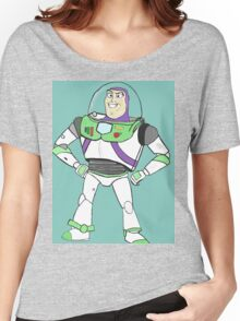 Become Buzz : To infinity and beyond! Women's Relaxed Fit T-Shirt