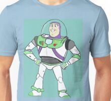 Become Buzz : To infinity and beyond! Unisex T-Shirt