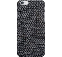 Knight (Chainmail / armor) iPhone Case/Skin