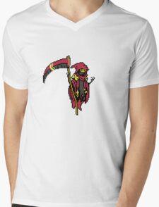 Shovel Knight - Specter knight Mens V-Neck T-Shirt