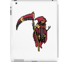 Shovel Knight - Specter knight iPad Case/Skin