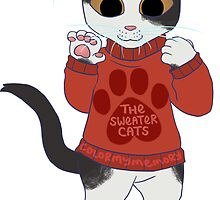 thesweatercats C9 by ColorMyMemory