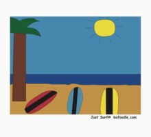 Just Surf© Kids Clothes