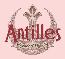 Antilles School of Flying (Light) Kids Clothes