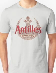 Antilles School of Flying (Light) Unisex T-Shirt