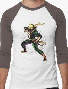 Iron Fist Men's Baseball ¾ T-Shirt
