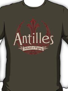 Antilles School of Flying (Dark) T-Shirt