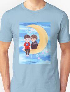 Space Nerds Dan and Phil Unisex T-Shirt