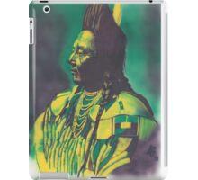 Chief Plenty Coups iPad Case/Skin