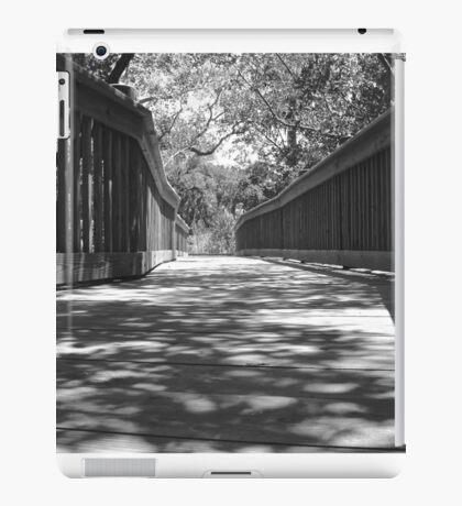 Walkway, Neal Preserve, Bradenton, FL iPad Case/Skin