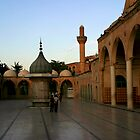 Yeni Mevlid-i Halil Mosque in Urfa by Jens Helmstedt
