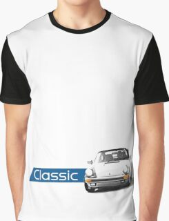 Classic German sports car Graphic T-Shirt