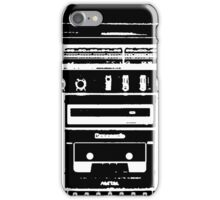 Portable Stereo iPhone Case/Skin