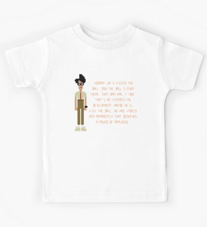 The IT Crowd – Moss at the Football Kids Tee