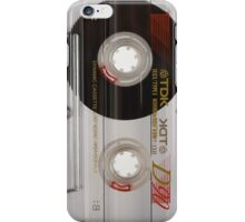 Retro Cassette Tape 1980's Designed Phone Case iPhone Case/Skin