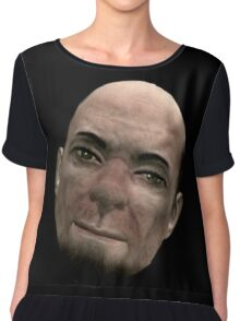Photogenic Whiterun guard man Chiffon Top