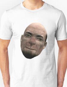 Photogenic Whiterun guard man Unisex T-Shirt