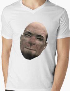 Photogenic Whiterun guard man Mens V-Neck T-Shirt