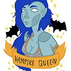 Vampire Queen! by Jazmine Phillips