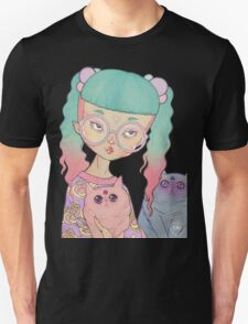 Cat Lady Unisex T-Shirt