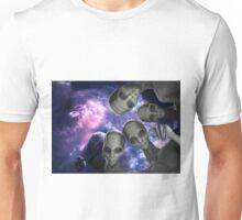 Aliens in the Galaxy... Unisex T-Shirt