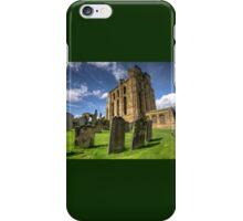 Tynemouth Priory iPhone Case/Skin